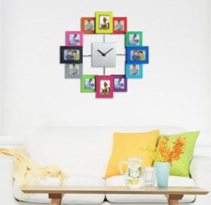 Stenska ura s slikami