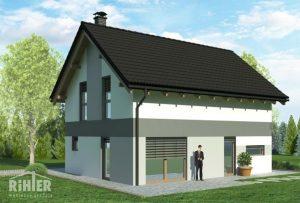 Nizkoenergetska hiša