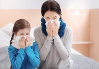 Kako preboleti prehlad