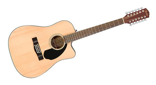 12-strunska akustična kitara Fender
