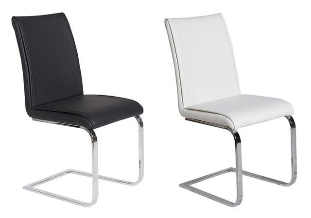 Jedilni stoli - umetno usnje