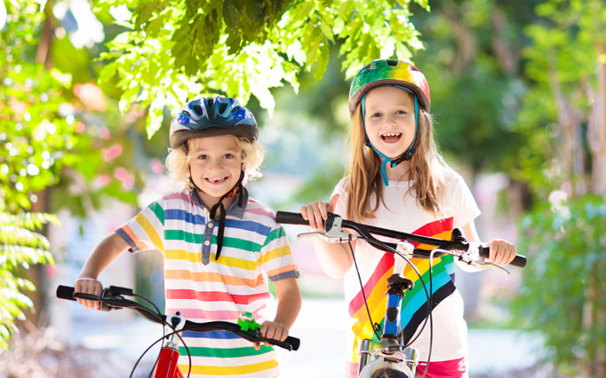 Izbira otroškega kolesa