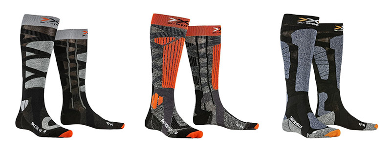Smučarske nogavice X-SOCKS